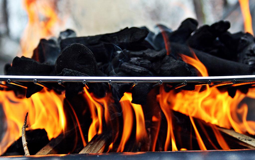 Parrillas a carbón